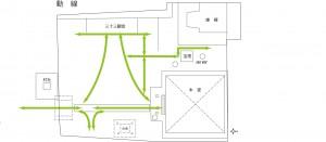 観音寺1109動線図